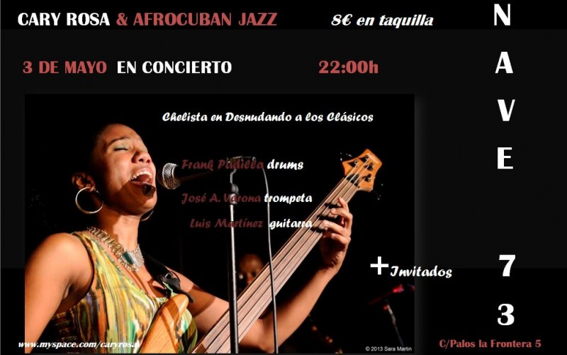 Cary Rosa y Afrocuban Jazz