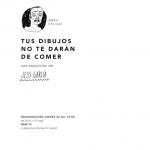 Tus dibujos no de darán de comer - Jess García